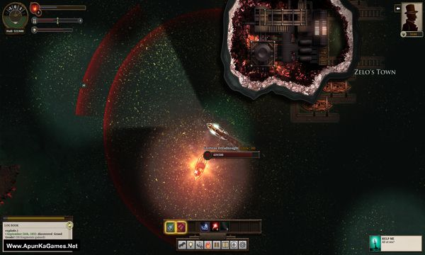 Sunless Sea: Zubmariner Screenshot 2, Full Version, PC Game, Download Free