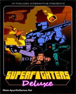 Superfighters Deluxe Cover, Poster, Full Version, PC Game, Download Free