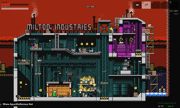 Superfighters Deluxe Screenshot 3, Full Version, PC Game, Download Free