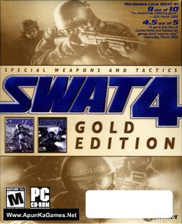 Swat 4 Gold Edition Cover, Poster, Full Version, PC Game, Download Free