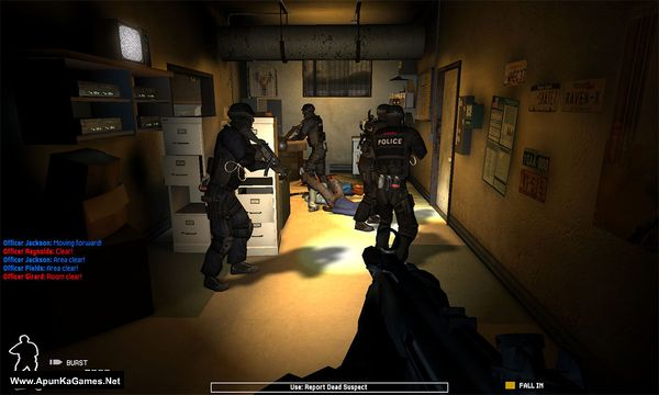 Swat 4 Gold Edition Screenshot 1, Full Version, PC Game, Download Free