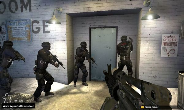 Swat 4 Gold Edition Screenshot 3, Full Version, PC Game, Download Free
