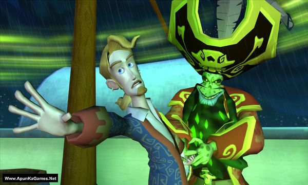 Tales of Monkey Island Screenshot 1, Full Version, PC Game, Download Free
