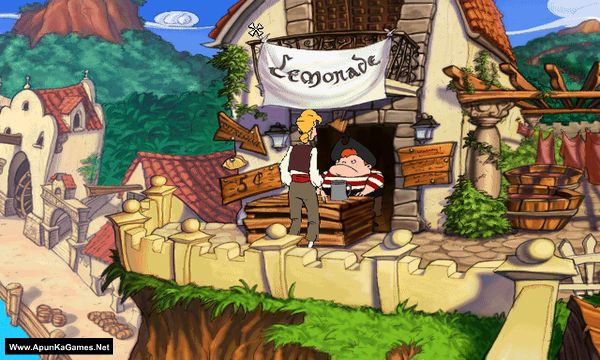 The Secret of Monkey Island: Special Edition Screenshot 3, Full Version, PC Game, Download Free