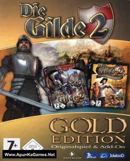 The Guild 2 Complete Cover, Poster, Full Version, PC Game, Download Free
