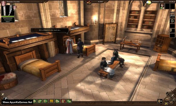 The Guild 2 Complete Screenshot 1, Full Version, PC Game, Download Free