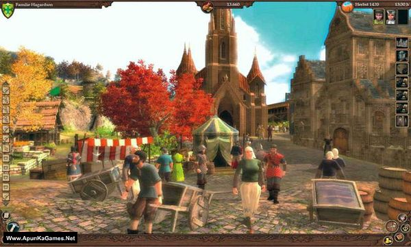 The Guild 2 Complete Screenshot 2, Full Version, PC Game, Download Free