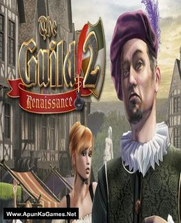The Guild 2 Renaissance Cover, Poster, Full Version, PC Game, Download Free
