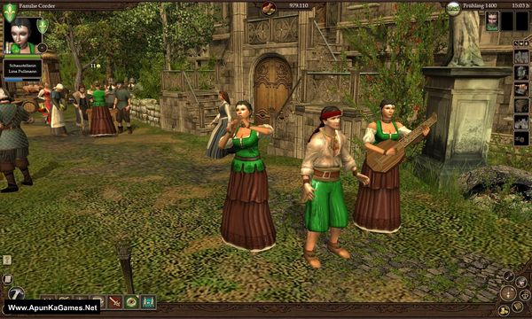 The Guild 2 Renaissance Screenshot 1, Full Version, PC Game, Download Free