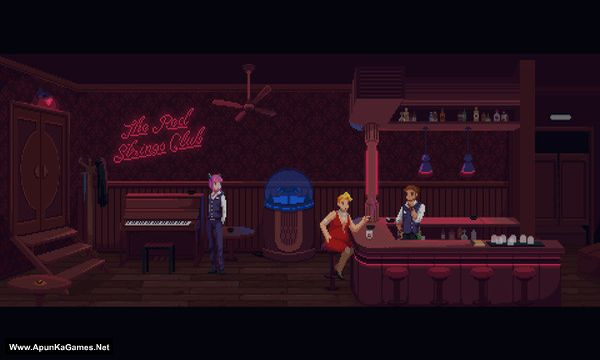 The Red Strings Club Screenshot 3, Full Version, PC Game, Download Free