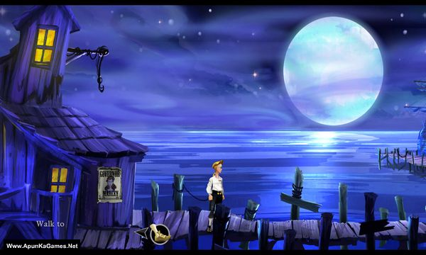The Secret of Monkey Island: Special Edition Screenshot 1, Full Version, PC Game, Download Free