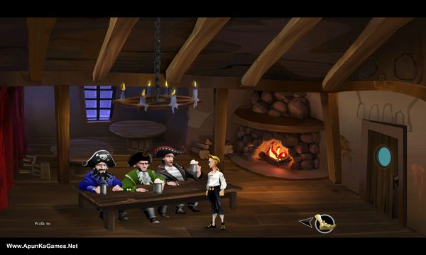 The Secret of Monkey Island: Special Edition Screenshot 2, Full Version, PC Game, Download Free