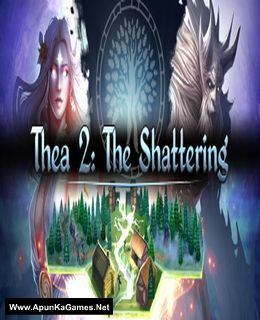 Thea 2: The Shattering Cover, Poster, Full Version, PC Game, Download Free