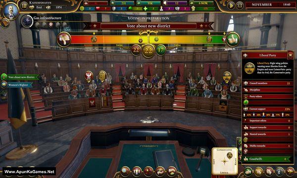 Urban Empire Screenshot 1, Full Version, PC Game, Download Free