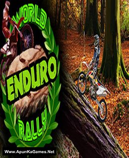 World Enduro Rally Cover, Poster, Full Version, PC Game, Download Free