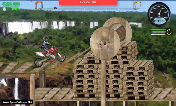 World Enduro Rally Screenshot 1, Full Version, PC Game, Download Free