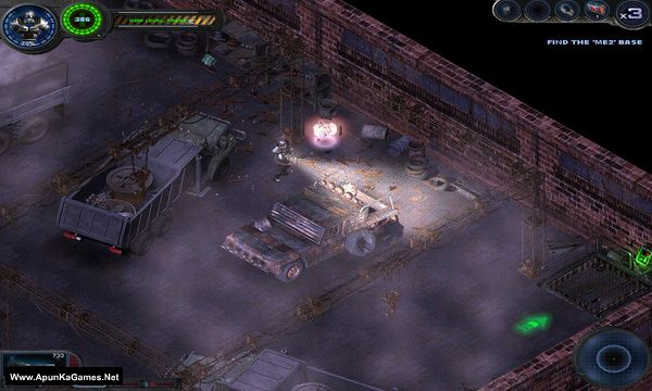 Alien Shooter 2: Reloaded Screenshot 1, Full Version, PC Game, Download Free
