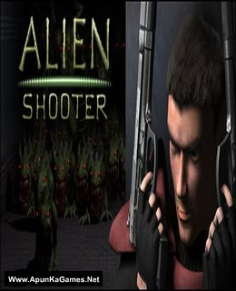 Alien Shooter 1 Cover, Poster, Full Version, PC Game, Download Free