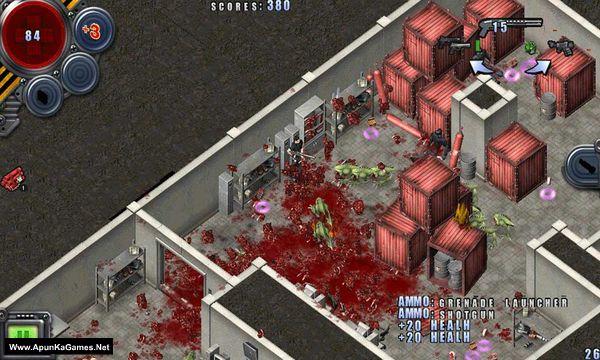 Alien Shooter 1 Screenshot 1, Full Version, PC Game, Download Free