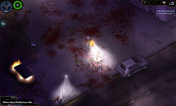 Alien Shooter 1 Screenshot 2, Full Version, PC Game, Download Free