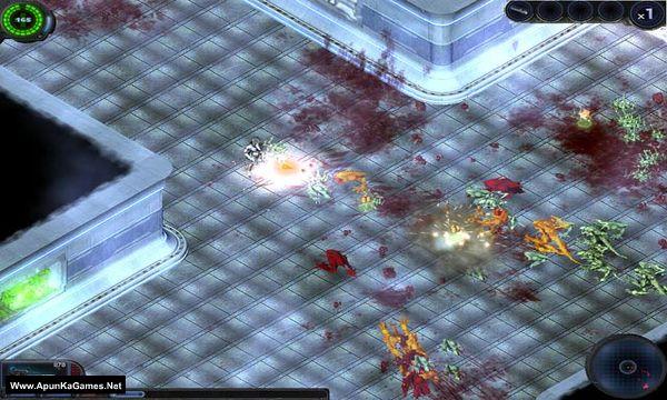 Alien Shooter 1 Screenshot 3, Full Version, PC Game, Download Free