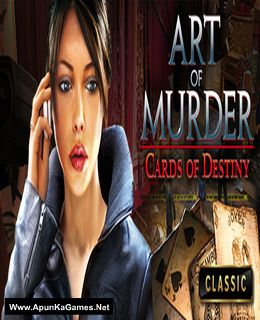 Art of Murder: Cards of Destiny Cover, Poster, Full Version, PC Game, Download Free