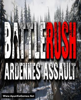 BattleRush: Ardennes Assault Cover, Poster, Full Version, PC Game, Download Free