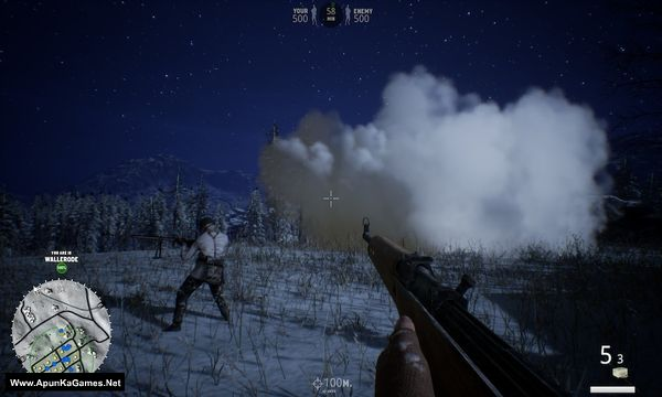 BattleRush: Ardennes Assault Screenshot 3, Full Version, PC Game, Download Free