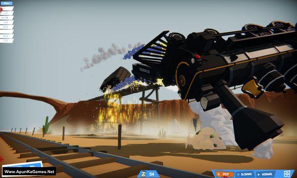 Beware of Trains Screenshot 2, Full Version, PC Game, Download Free