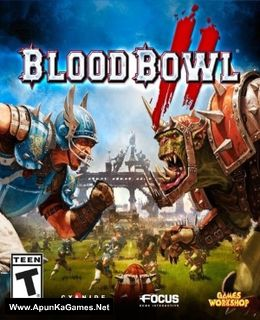 Blood Bowl 2 Cover, Poster, Full Version, PC Game, Download Free