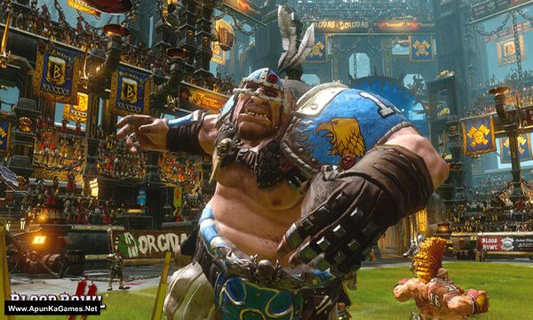 Blood Bowl 2 Screenshot 1, Full Version, PC Game, Download Free