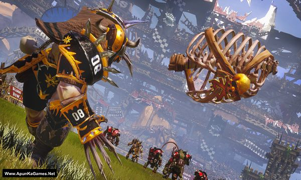 Blood Bowl 2 Screenshot 2, Full Version, PC Game, Download Free