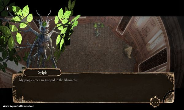 Bloom: Labyrinth Screenshot 1, Full Version, PC Game, Download Free