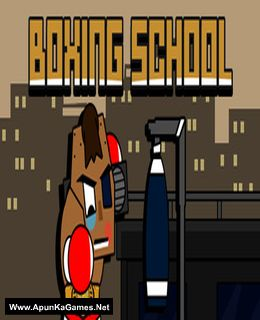 Boxing School Cover, Poster, Full Version, PC Game, Download Free