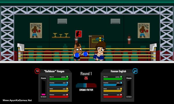 Boxing School Screenshot 2, Full Version, PC Game, Download Free