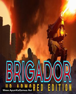 Brigador: Up-Armored Edition Cover, Poster, Full Version, PC Game, Download Free