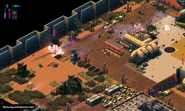 Brigador: Up-Armored Edition Screenshot 2, Full Version, PC Game, Download Free