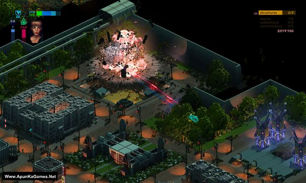 Brigador: Up-Armored Edition Screenshot 3, Full Version, PC Game, Download Free