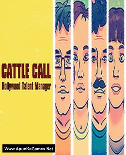 Cattle Call: Hollywood Talent Manager Cover, Poster, Full Version, PC Game, Download Free