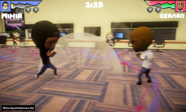 Chi Busters Screenshot 2, Full Version, PC Game, Download Free