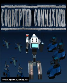 Corrupted Commander Cover, Poster, Full Version, PC Game, Download Free