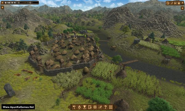 Dawn of Man Screenshot 1, Full Version, PC Game, Download Free