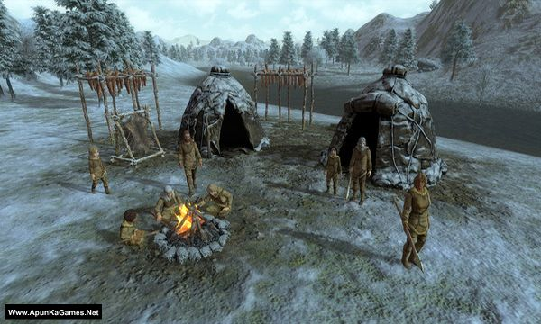 Dawn of Man Screenshot 2, Full Version, PC Game, Download Free
