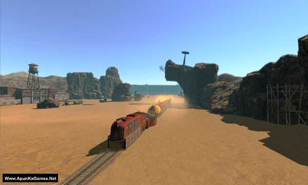 Diesel Express VR Screenshot 1, Full Version, PC Game, Download Free