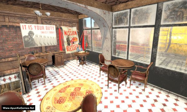 Diesel Express VR Screenshot 2, Full Version, PC Game, Download Free