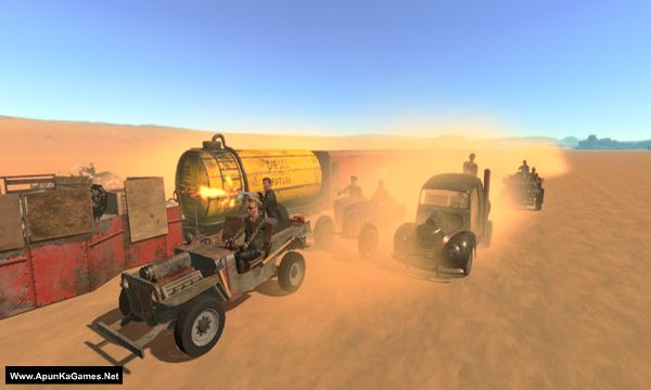 Diesel Express VR Screenshot 3, Full Version, PC Game, Download Free