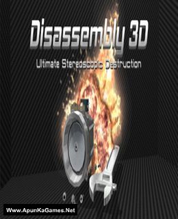 Disassembly 3D Cover, Poster, Full Version, PC Game, Download Free