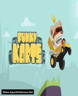 Funky Karts Cover, Poster, Full Version, PC Game, Download Free