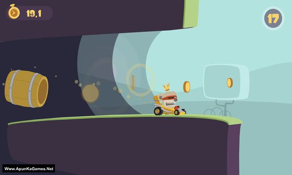 Funky Karts Screenshot 1, Full Version, PC Game, Download Free