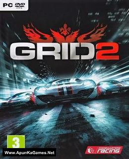 Grid 2 Cover, Poster, Full Version, PC Game, Download Free